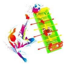 데스크탑 축구 목표 농구 후프 게임 세트 어린이 재미있는 손가락 스포츠 어린이 성인 사무국 스트레스 축구