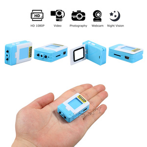 Super Mini Camera HD 1080P Video Audio Camcorder Micro Night Vision Motion Detection Sensor Sport Action Recorder Security Cam