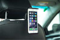 Réglable Livraison Degrés Tournent Voiture Appui-Tête Mont Back Seat Holder Support Universel Mobile Téléphone Tablet MID Stand 4-12 pouce