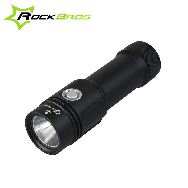 ФОТО ROCKBROS Bicycle Light 950Lumen Rechargeable Bike Bicycle Front Head Light Cycling Riding Waterproof 11500CD Torch Flashlight