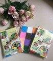 12 цвета дети цветные запеченные fimo глины / sculpey моделирование полимерной глины / мягкая пластилина / playdough детей развивающие игрушки