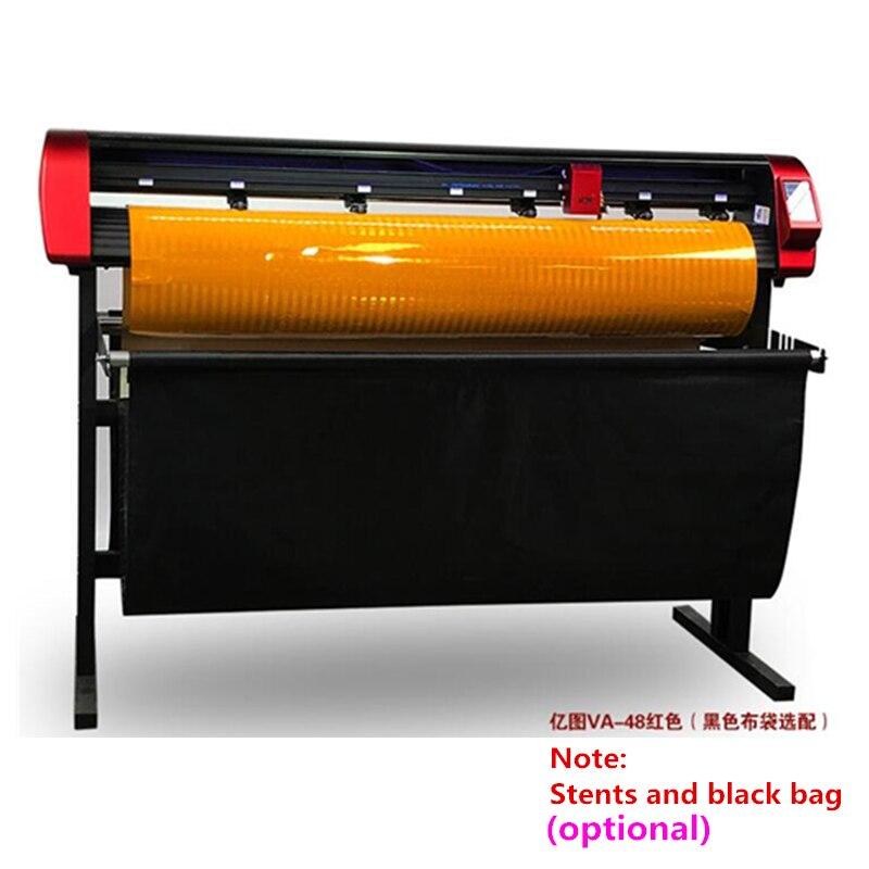 1200mm Sticker Cutting Plotter Camera Profile Die Cutting Machine Laser Machine For Industrial Production