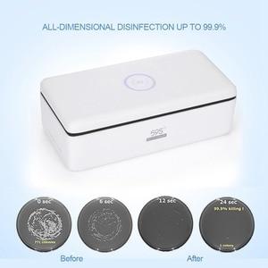 Image 3 - UV Sterilizer Box Nail Tools Accessories Disinfection Sterilizer USB Nail Art Equipment Machine for Professional Manicure Tool