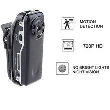 Lo nuevo espía mini dv 720 p hd motion detección de seguridad oculta cámara oculta cam micro cámara de vídeo con visión nocturna función
