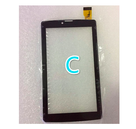 New For 7 YLD-CEG7253-FPC-A0 Tablet touch screen digitizer panel YLD-CEG7253-FPC-AO Sensor Glass Replacement Free Ship