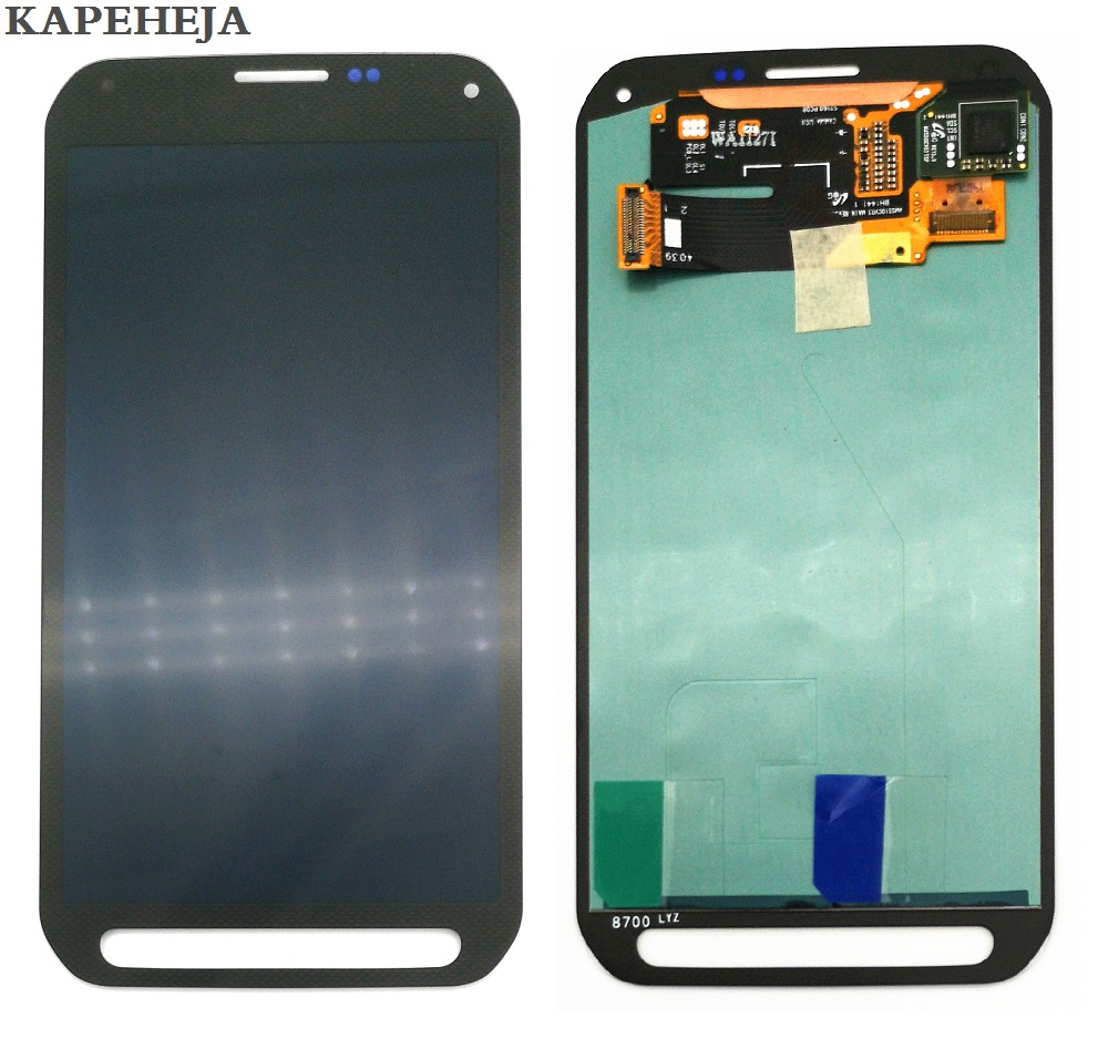 Super AMOLED LCD Display For Samsung Galaxy S5 Active G870 LCD Display Touch Screen Digitizer AssemblySuper AMOLED LCD Display For Samsung Galaxy S5 Active G870 LCD Display Touch Screen Digitizer Assembly