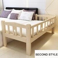 Детские кроватки для От 1 до 9 лет, деревянный материал, окружающей среды и безопасность, Детские сывают. малыш кровать