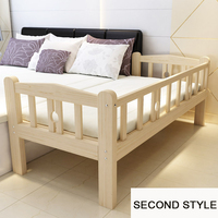 Child Cribs for 1 9 years old, wooden material, environmental and safty, baby Cribe. kid bed