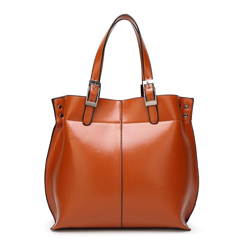 Femmes sac de mode casual de haute qualité dames sac à main dames sac d'épaule sac en cuir 2018 livraison gratuite