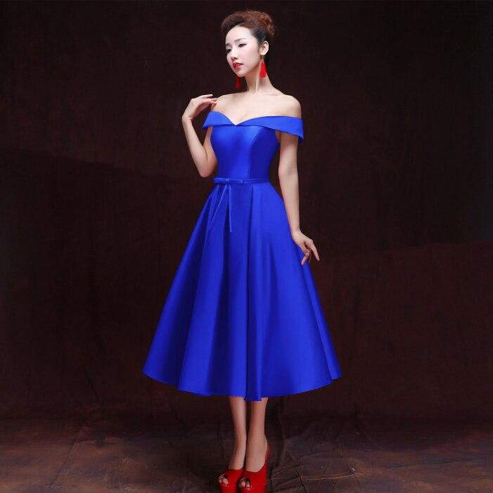 Popular Royal Blue Dress-Buy Cheap Royal Blue Dress lots from ...