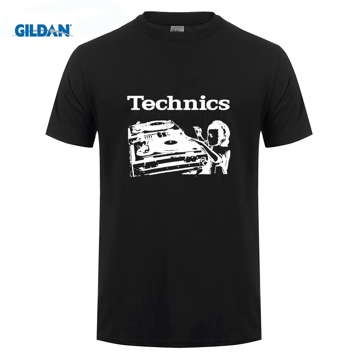 Nieuwe Merk T Shirt Mannen Korte Mouw Technics Shirt