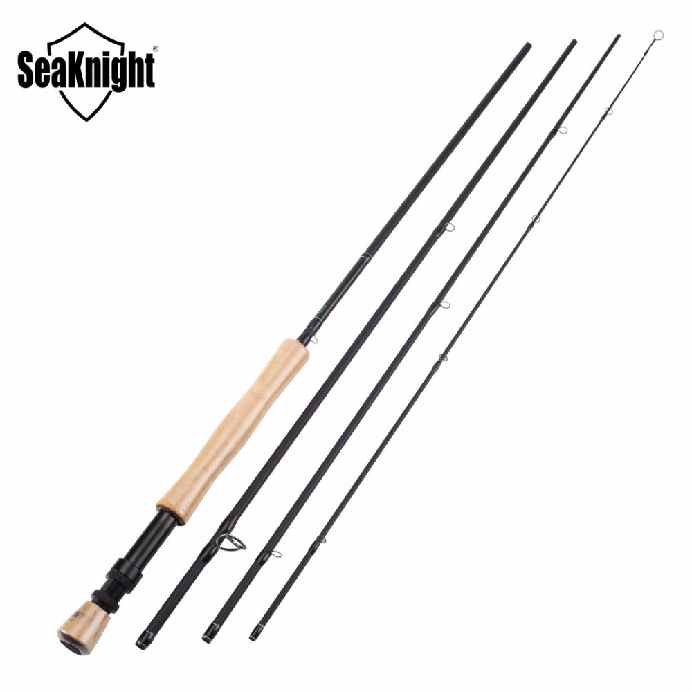 Seaknight maxway fly rod classic 7 8 2 7m fly fishing rod for Trout fishing pole