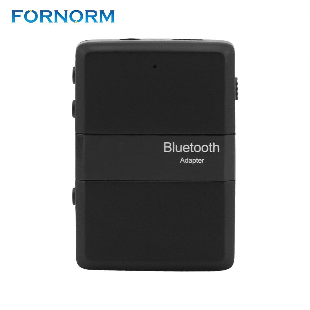 Tragbares Audio & Video Fornorm Bluetooth Audio Sender Empfänger 2 In 1 Wireless 3,5mm Musik Stereo Adapter Niedrige Latenz Für Hause Auto Stereo Tv Um Der Bequemlichkeit Des Volkes Zu Entsprechen