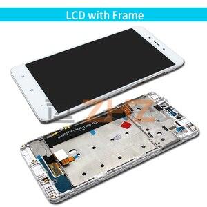 Image 5 - עבור Xiaomi Redmi הערה 4X MTK הליוס 4GB lcd תצוגת מסך מגע Digitizer עצרת עם מסגרת Note4X פרו מסך חלקי תיקון