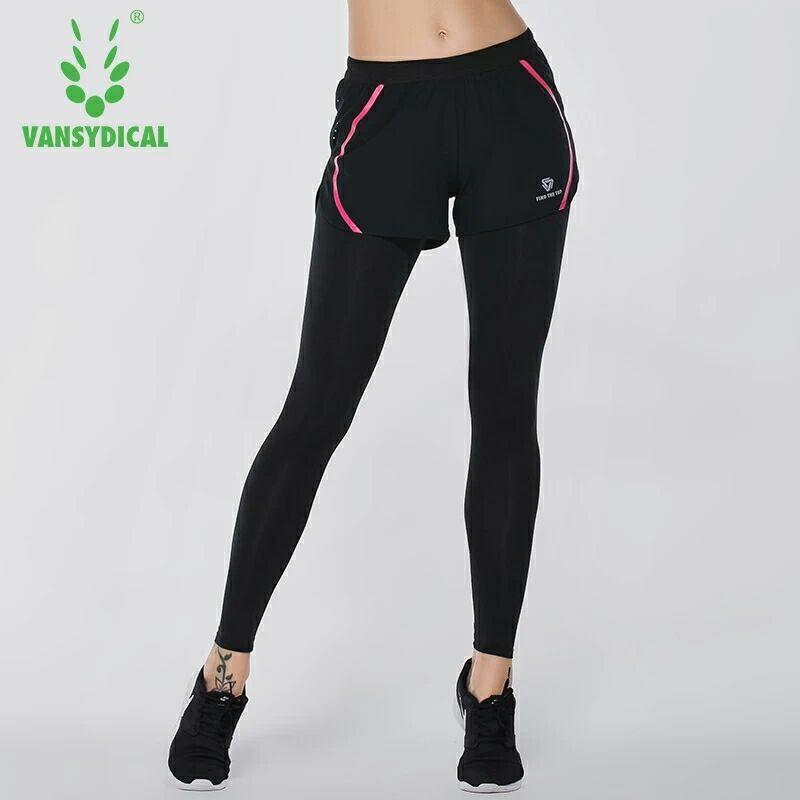 2018 Women Fitness Yoga Sports Leggings Women Sports Tight Yoga Pants Women Running Pants Tights