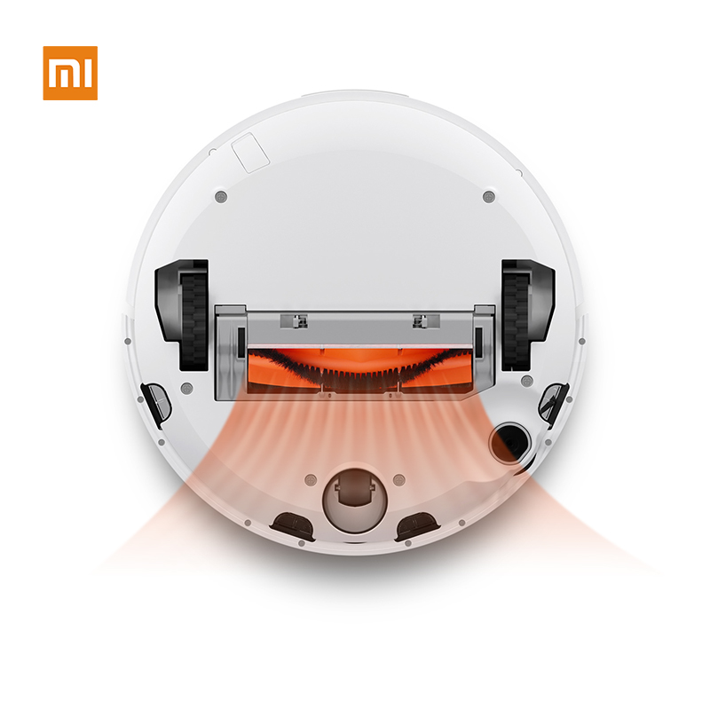 Original Xiaomi Mi Smart Plan type Robotic Vacuum Cleaner with App and Auto Charge for home 2