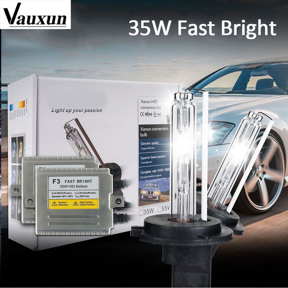 H7 HID XENON F3 AC 12V 35W 1set H1 H3 H4 H7 H8 H9 H10 H11 9005 9006 880 881 H27 D2S Single beam xenon hid conversion kit cnsunnylight ac 55w 24v xenon hid kit for truck light trailer h7 h11 h1 h3 h8 h9 h10 9005 9006 6000k 8000k hid xenon light page 9