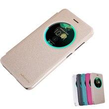 Для Asus Zenfone 3 ZE520KL чехол оригинальный NILLKIN люкс Флип Кожа PU телефон Сумки для Asus Zenfone 3 ZE520KL случаях