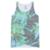 Nueva Manera del verano de Impresión Camisetas Hombres Suelta más Heren Tirantas Tanktops