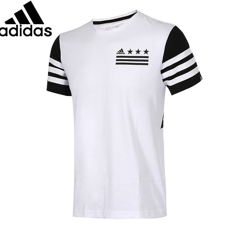Adidas summer thin sport t shirt quick drying Shirts for thin guys