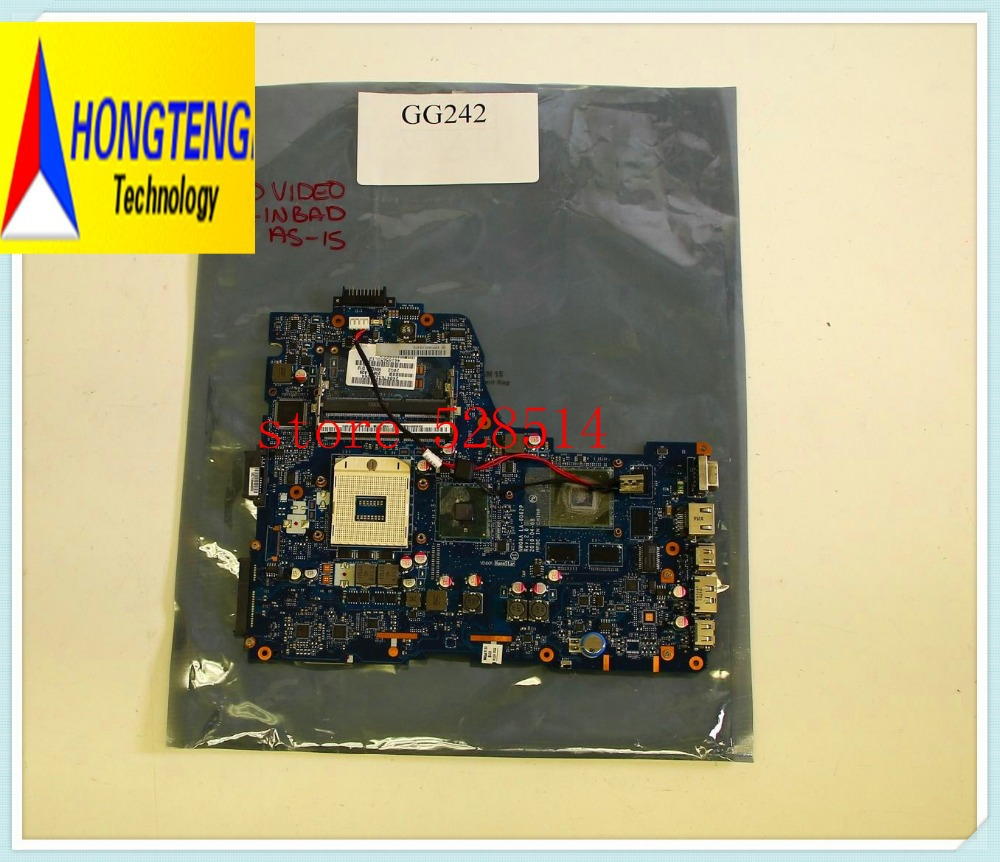 FOR Toshiba Satellite A665 A665-S6094 Motherboard LA-6062P K000104400 fully tested
