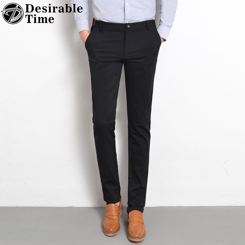 Online Get Cheap Mens Black Dress Pants -Aliexpress.com | Alibaba ...
