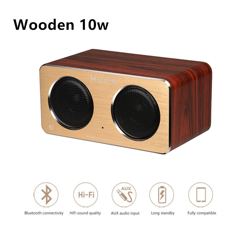 wood speaker box