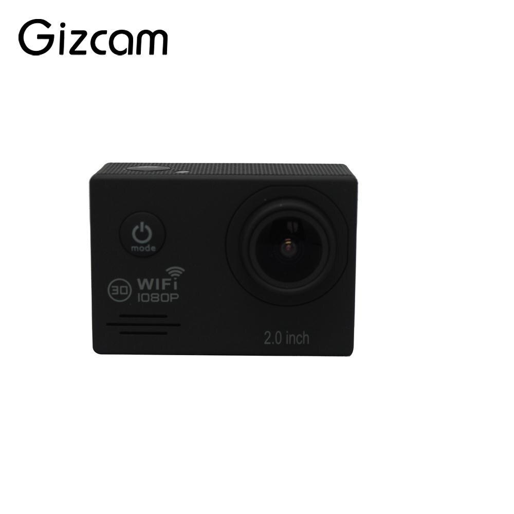 4 k 1080 p FULL HD Caméra D'action Full HD WiFi Mini 4 k 1080 p Action Sport Caméra Vidéo 1080 p/60FPS 4 k 1080 p FULL HD Caméra Sport
