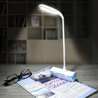 Adjustable Writing Message LED Board Touch Sensor Night Light Table Lamp USB Rechargeable Eye Protection Home