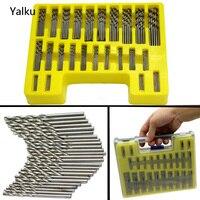 Toolbox Mini Twist Drill Bit Yalku Power Tool Kit Drill Bit Set 150 In 1 High