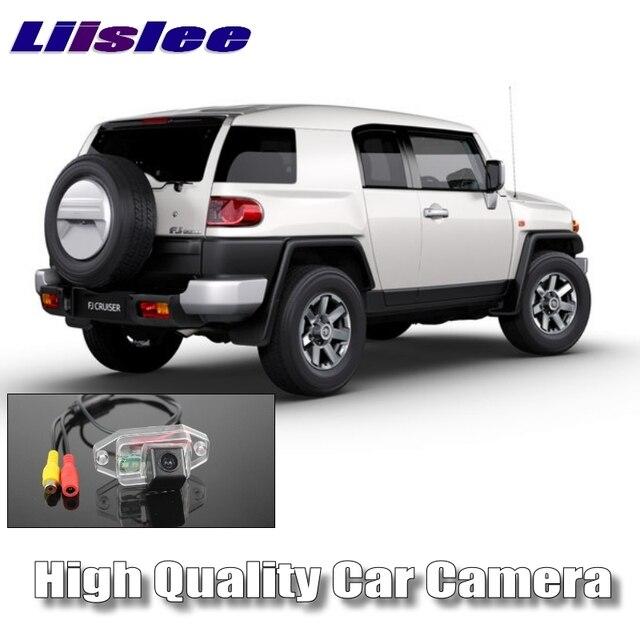 Liislee Car Camera For Toyota Fj Cruiser Gsj15w 2006 2017 High Quality Rear View Back Up Backup Ccd Rca Night Cam