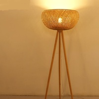 Southeast Asia creative modern Chinese style living room Floor Lamp Retro bedroom balcony restaurant room frool lamps a73126