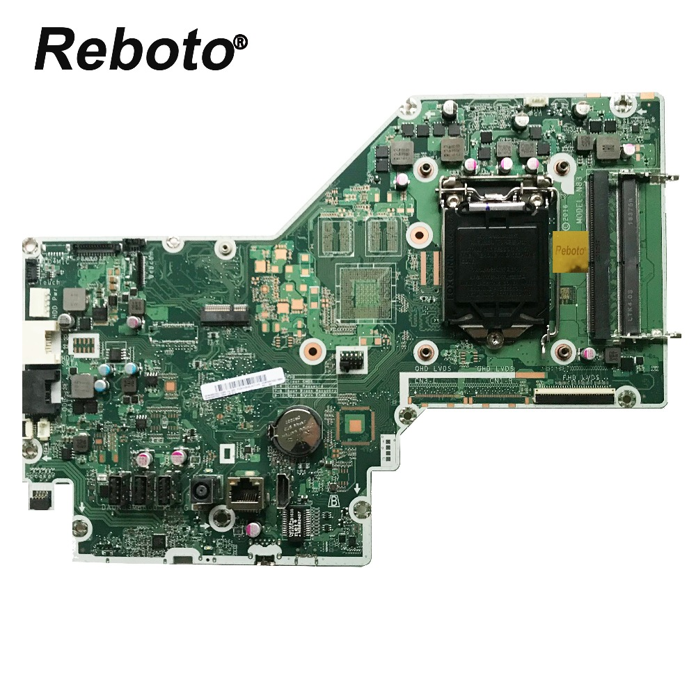 Reboto For HP Pavilion 27 A Series AIO Motherboard DA0N83MB6G0 908382 604 908382 004 PGA1151 MB