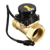 Newest Durable G1 1 One Inch Water Pump Flow Switch 1 6A Resistant To High Temperature