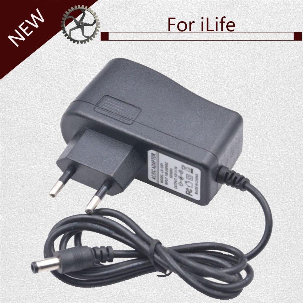 19V/0.6A EU Plug charger Adaptor Vacuum Cleaner Parts for ilife x5 v5 v5s v3 v5 pro a4s a4 V50 a6 V55 V5s pro Robot Vacuums19V/0.6A EU Plug charger Adaptor Vacuum Cleaner Parts for ilife x5 v5 v5s v3 v5 pro a4s a4 V50 a6 V55 V5s pro Robot Vacuums