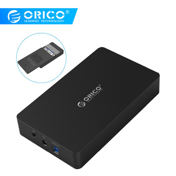 ORICO 3569S3 3.5 pouces boîte de disque Dur Sata 3.0 USB 3.0 HDD Cas Outil Livraison Support UASP Protocoles ORICO Dur boîtier de disque