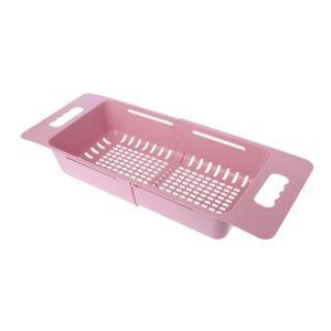 Image 5 - Mutfak lavabo bulaşık süzgeç kurutma raf çamaşır tutucu sepet organizatör mutfak sebze su filtresi sepeti raf
