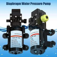 DC 12V Water Self Priming Diaphragm Pressure Pump for Caravan/RV/Boat/Marine Boat Extremely Efficient