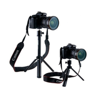 Sonnovel LT-02 FOTOMATE V-POD-S Altezza Regolabile Mini Treppiede K8G per REFLEX Dslr DV