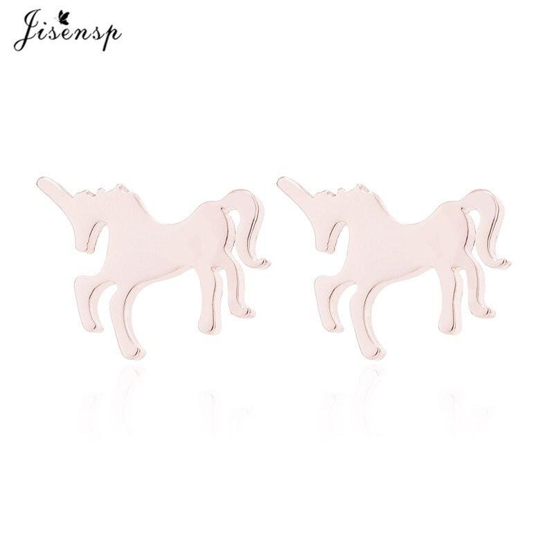 rose gold earrings-15