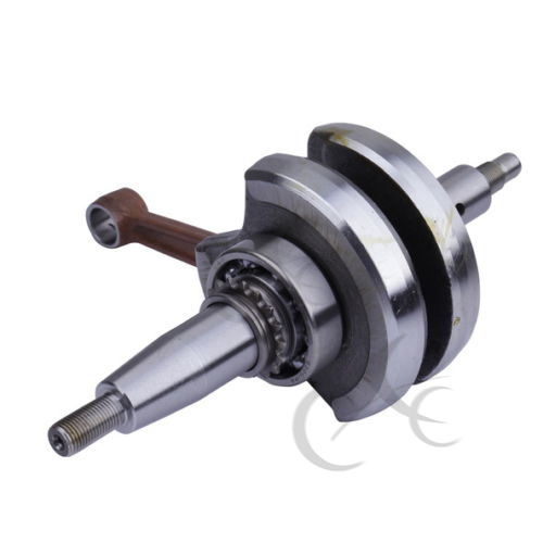 Engine Crank Shaft Euro I Emission Version For Yamaha YBR 125 JYM 2002-2004 New шкатулка elan gallery красный многогранник 20 13 9 см