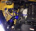 Apto Para Hyundai Genesis Coupe 2.0 T 09-10 Boa Qualidade Corrida marca EDDYSTAR EDDY Sistema de Admissão de Ar De Fibra De Carbono de Ar Frio filtro