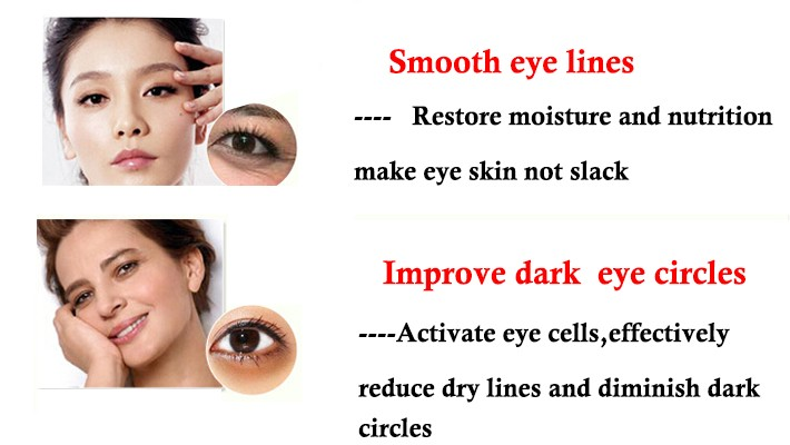 Soothing Eyes Essential Oil for Relieve Tired Eyes and Dark Circles Eye Care Massage Oil 10ml 12