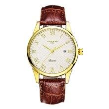 Relojes de las mujeres 2016 de Primeras Marcas de Lujo SANDA Vestido Niñas Relojes de Pulsera Señoras Reloj de Cuarzo Calendario Resistente Al Agua Reloj Montre Femme