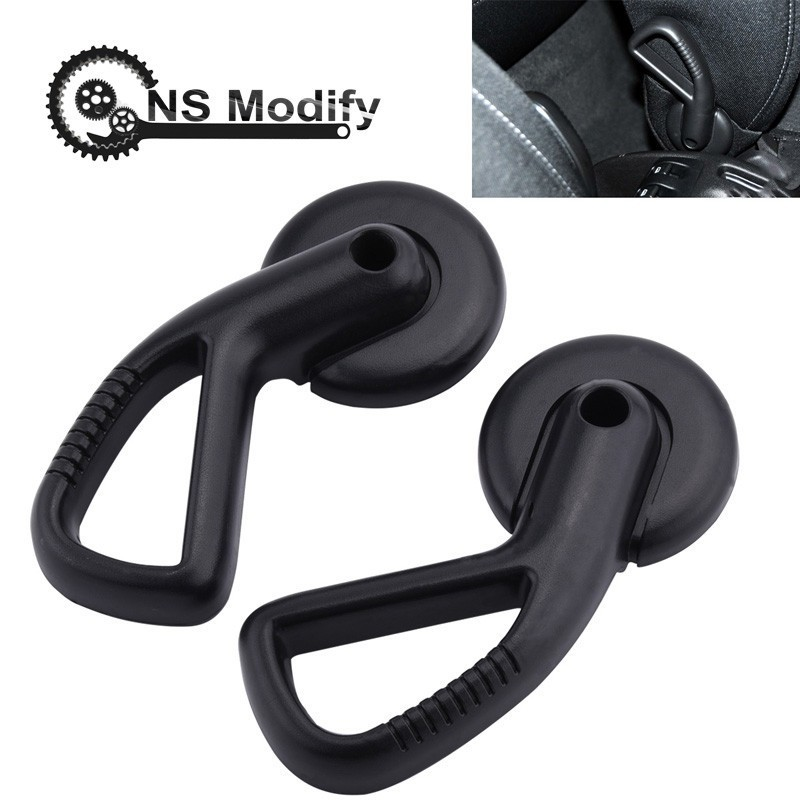 NS Modify Car Left Right Seat Adjuster Knob Armrest Handle Adjust Lever For Peugeot 206 207 Citroen C2 OE# 9638799977 890586