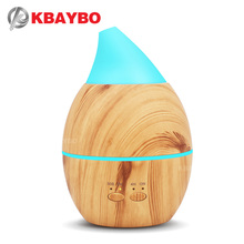 KBAYBO aromatherapy air humidifier aroma essential oil diffuser ultrasonic mist maker electric aroma diffuser fogger home sleep