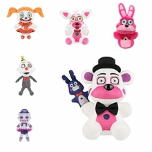 20cm Five Nights At Freddy s Sister Location Funtime Foxy Bear Collectible Plush Toy Doll
