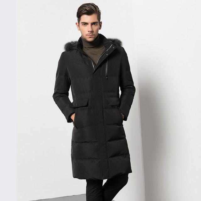 Jackets Men Winter Fashionable And Upscale Temperament Leisure