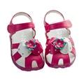 Luces Niños Sandalias Zapatos de Verano 2016 Nueva Moda Arco Sandalias Para Niñas Casuales Simples Zapatos Lindos Niños 9142 W