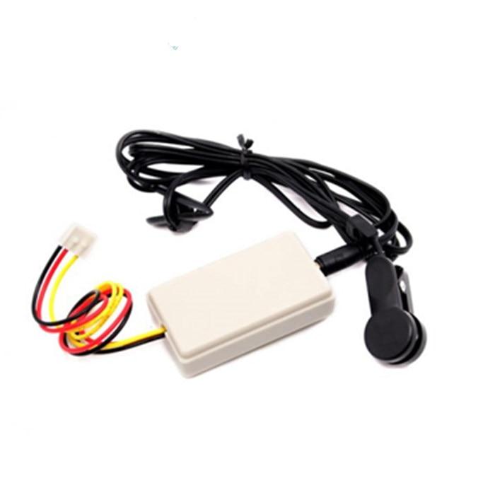 Fast Free Ship 2PCS Low Power Consumption 3 5V Heart rate ear clip kit ear clip